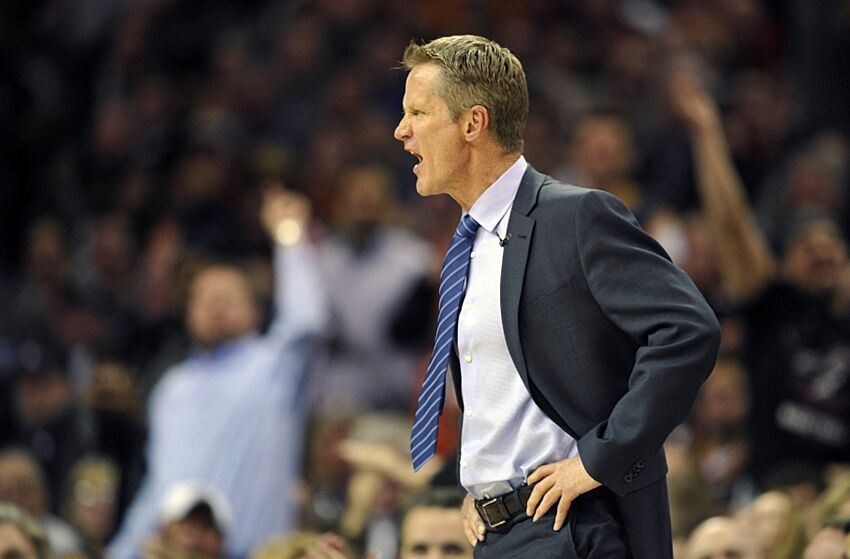 Golden State Warriors  Kerr vs. Blatt 33d7b7b93