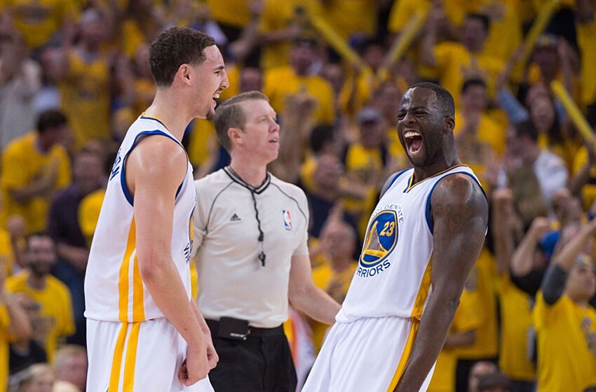 Image result for draymond klay steph usa today
