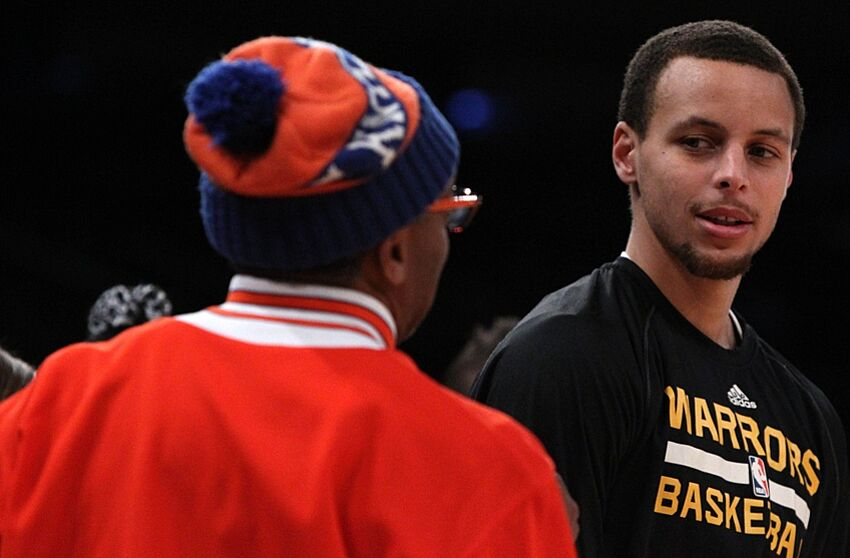 eee77af1e0f5 What if Stephen Curry was a Knick
