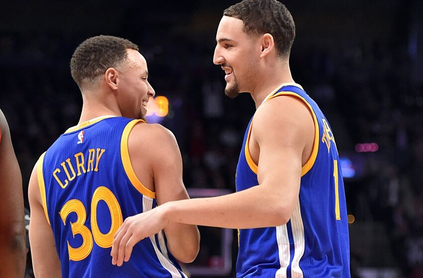 9137854978c7 Golden State Warriors Put on Show for All-Star Saturday