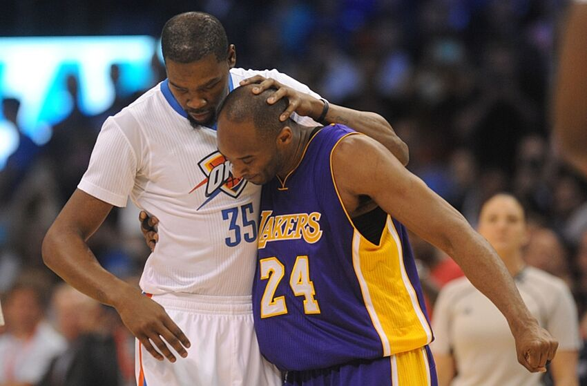 9e5fd3e70 Kobe Bryant responds to Durant joining the Warriors