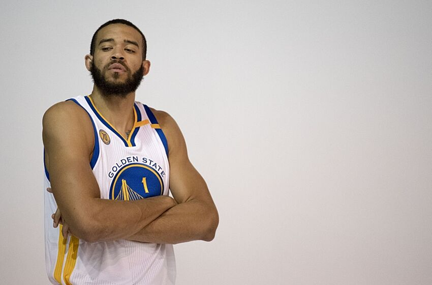 c51d1406446 Warriors  JaVale McGee throws down huge dunk (Video)