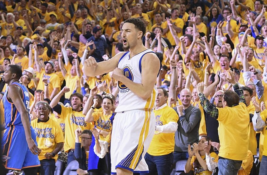 The Thunder are what Klay Thompson needs to get right 731bf2903