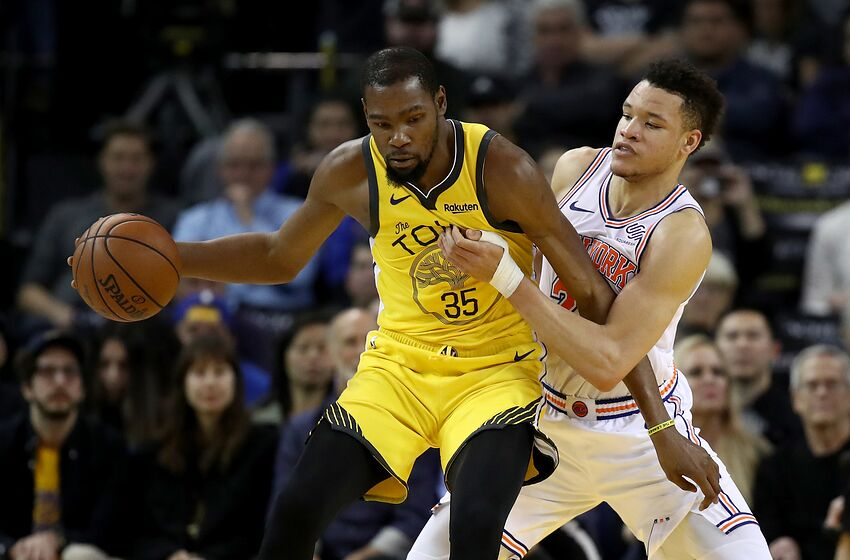 19045f78c38 The New York Knicks will seemingly go all out for Kevin Durant