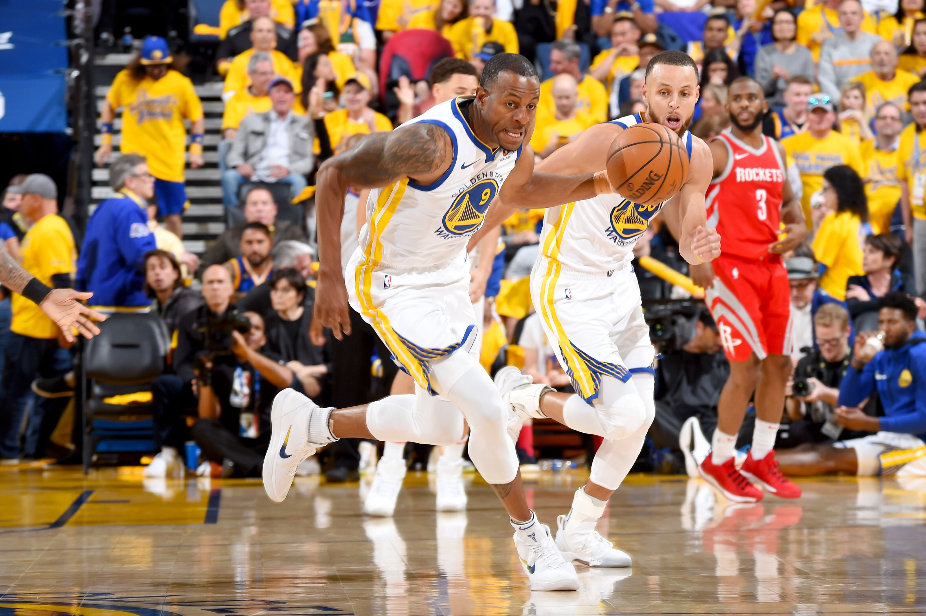 Warriors: Andre Iguodala is Doubtful for Game 4 vs Rockets