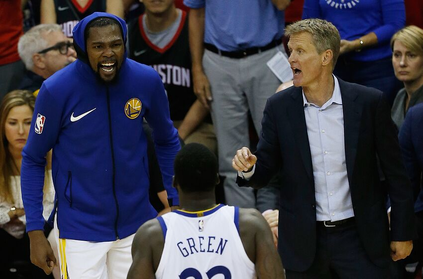 154f9ff972d Golden State Warriors  Is Steve Kerr growing tired of big personalities