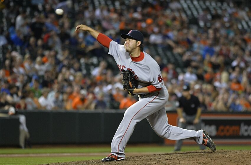 8abfcb5a2 Red Sox fall 5-2 as bullpen implodes