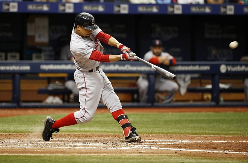 a6fe6d6d0a6 Red Sox Mookie Betts In Beast Mode For September