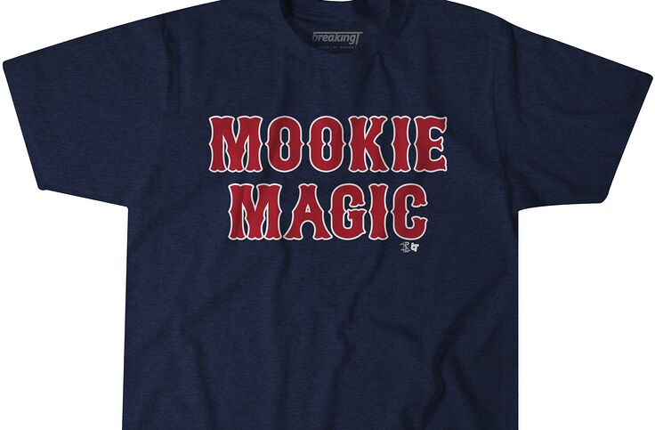 size 40 bab3e cd59a Boston Red Sox fans need this Mookie Betts t-shirt