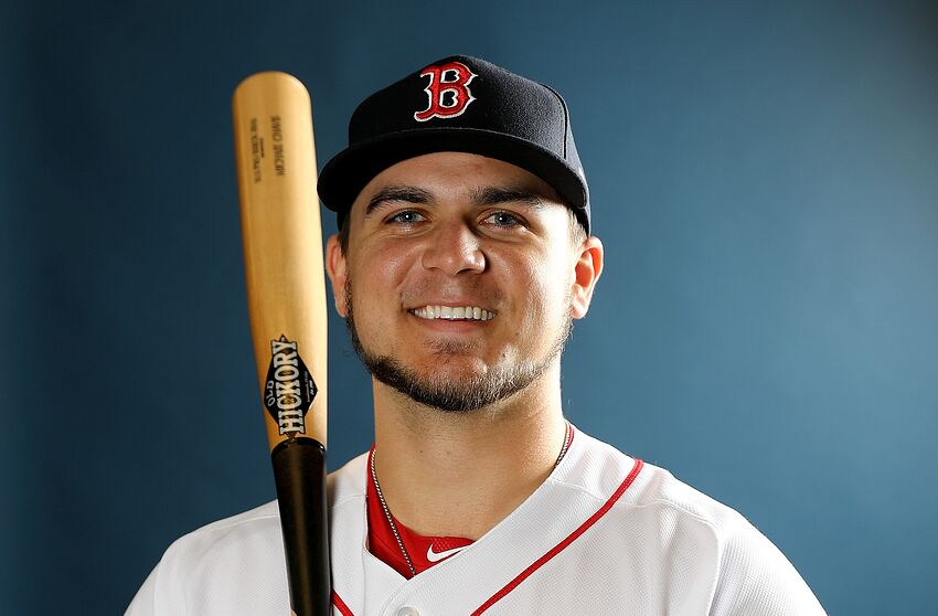 cdf61a41 Red Sox Prediction: Michael Chavis will secure a roster spot in 2019.