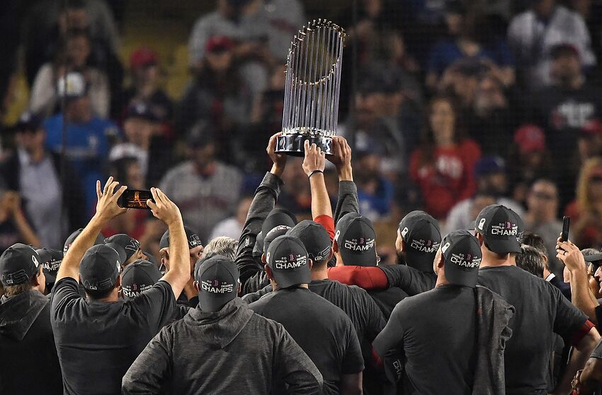 Image result for boston red sox world series 2018