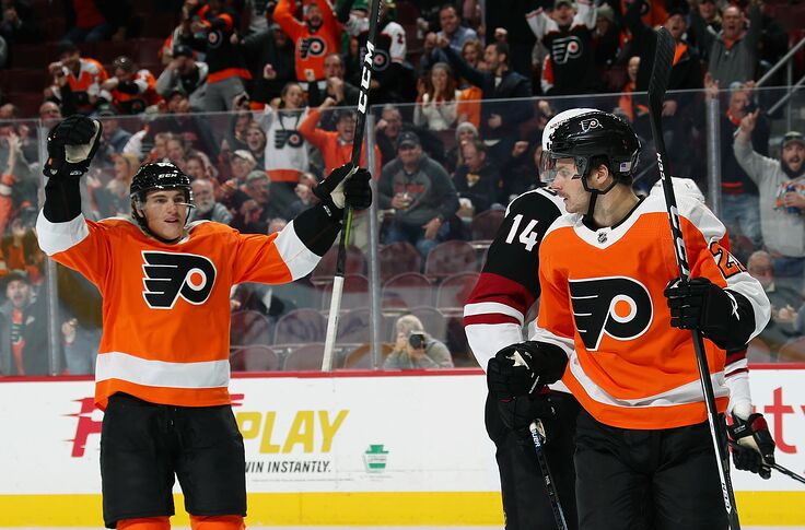 best sneakers 5df66 0d051 Philadelphia Flyers: Dark Horse Candidates For The Third ...