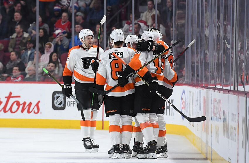 0e878b750 Weekly Buzz  The Flyers have won three straight games