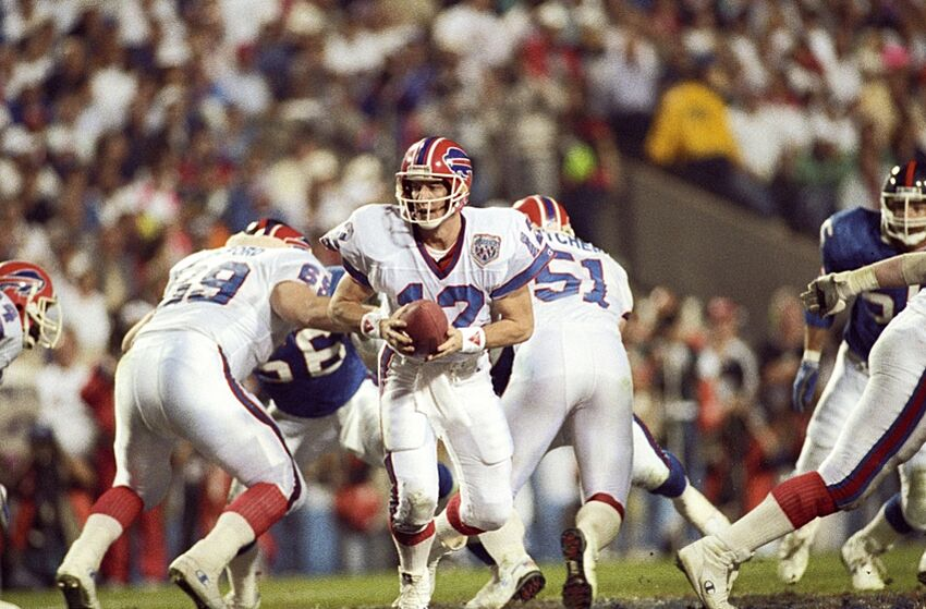 Buffalo Bills  ESPN Ranks Jim Kelly the 13th Greatest Quarterback of ... 345c385e3474