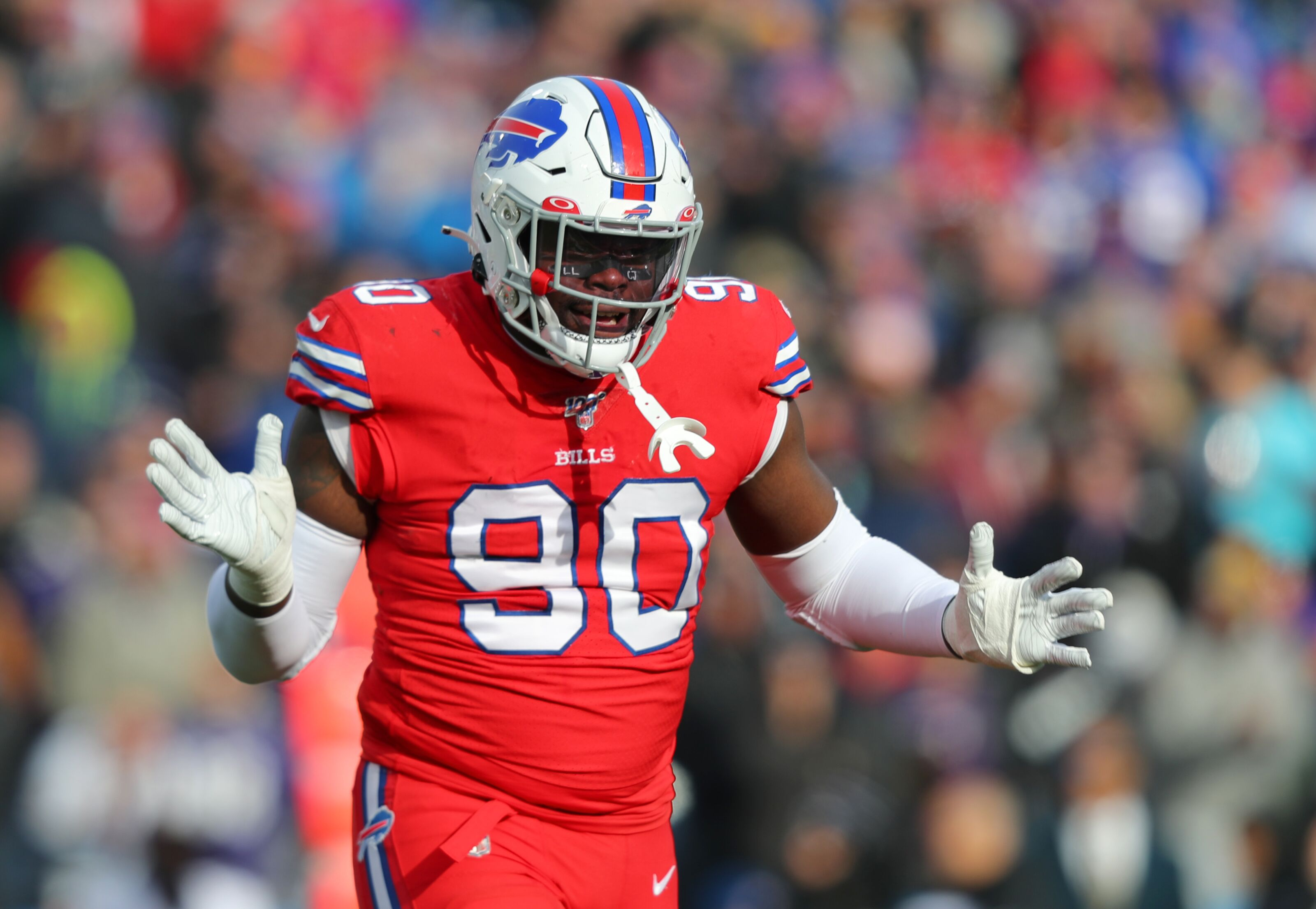 Buffalo Bills: Breaking down options for the franchise tag
