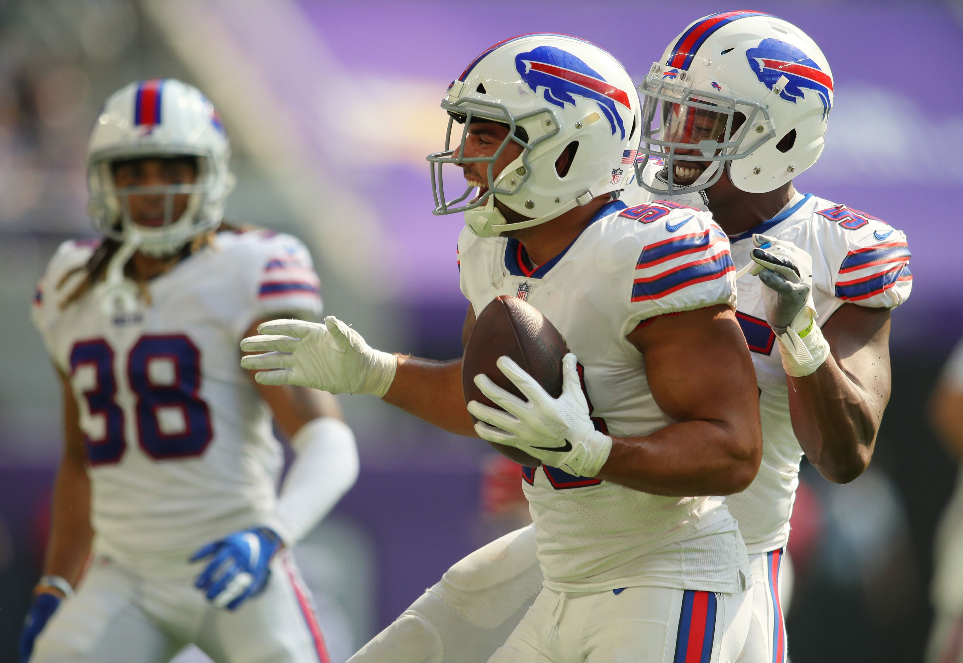 5 Buffalo Bills deserving of a contract extension