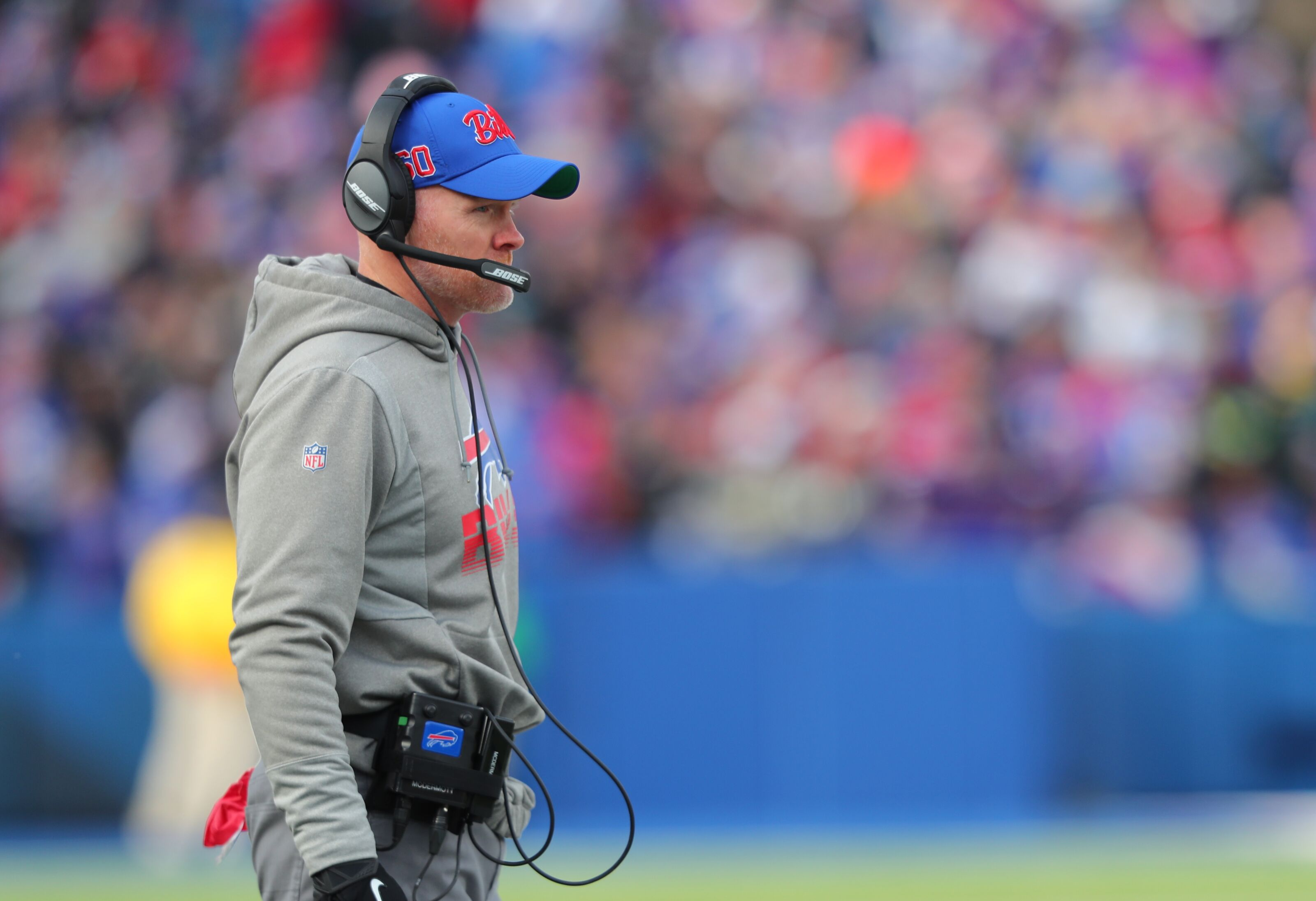 Buffalo Bills Daily Roundup: McDermott doesn't care for moral victories