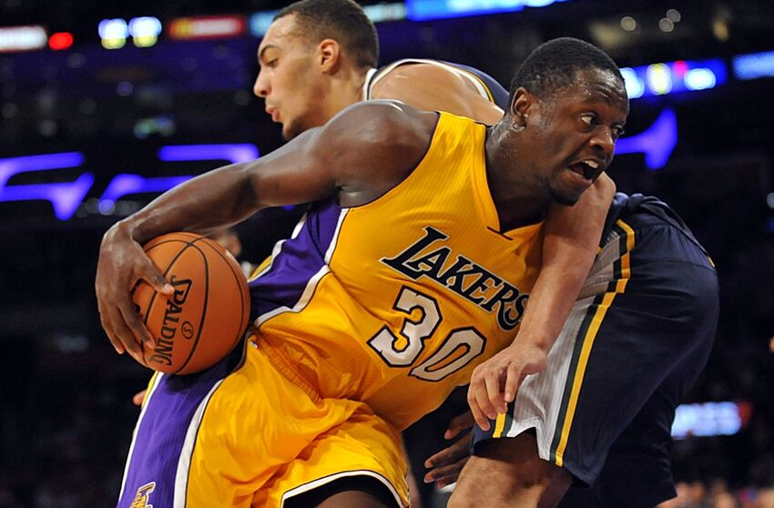 1823e653a Julius Randle and his Second Chance at a Rookie Season