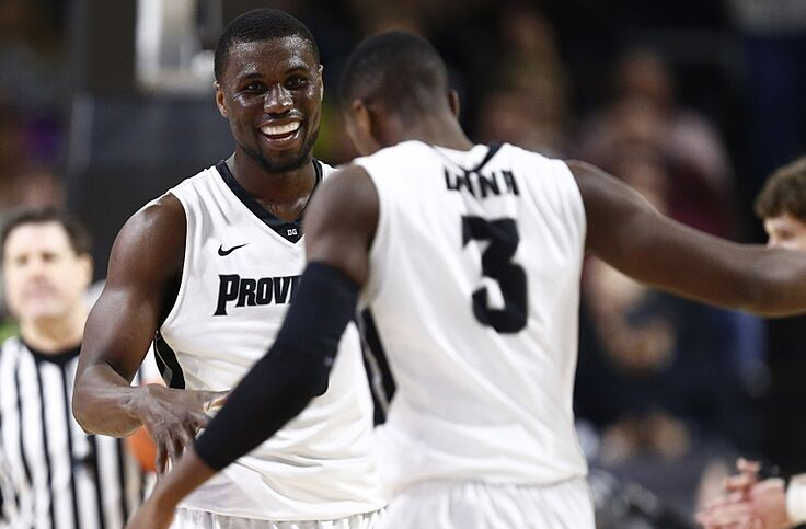cheaper 572e5 149e1 Big East Basketball: Providence earns much-needed win over ...
