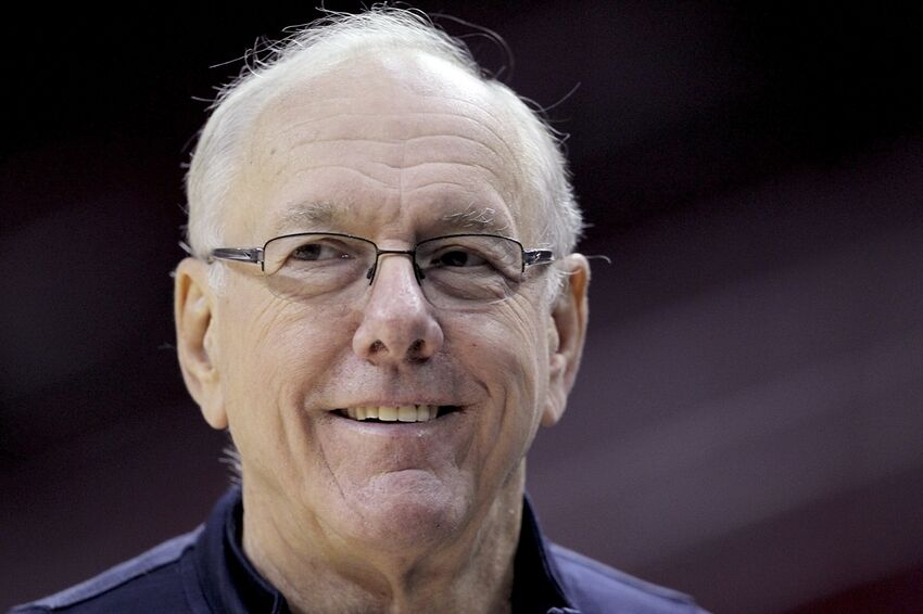 Syracuse Basketball Jim Boeheim Raves About 2016 17 Roster