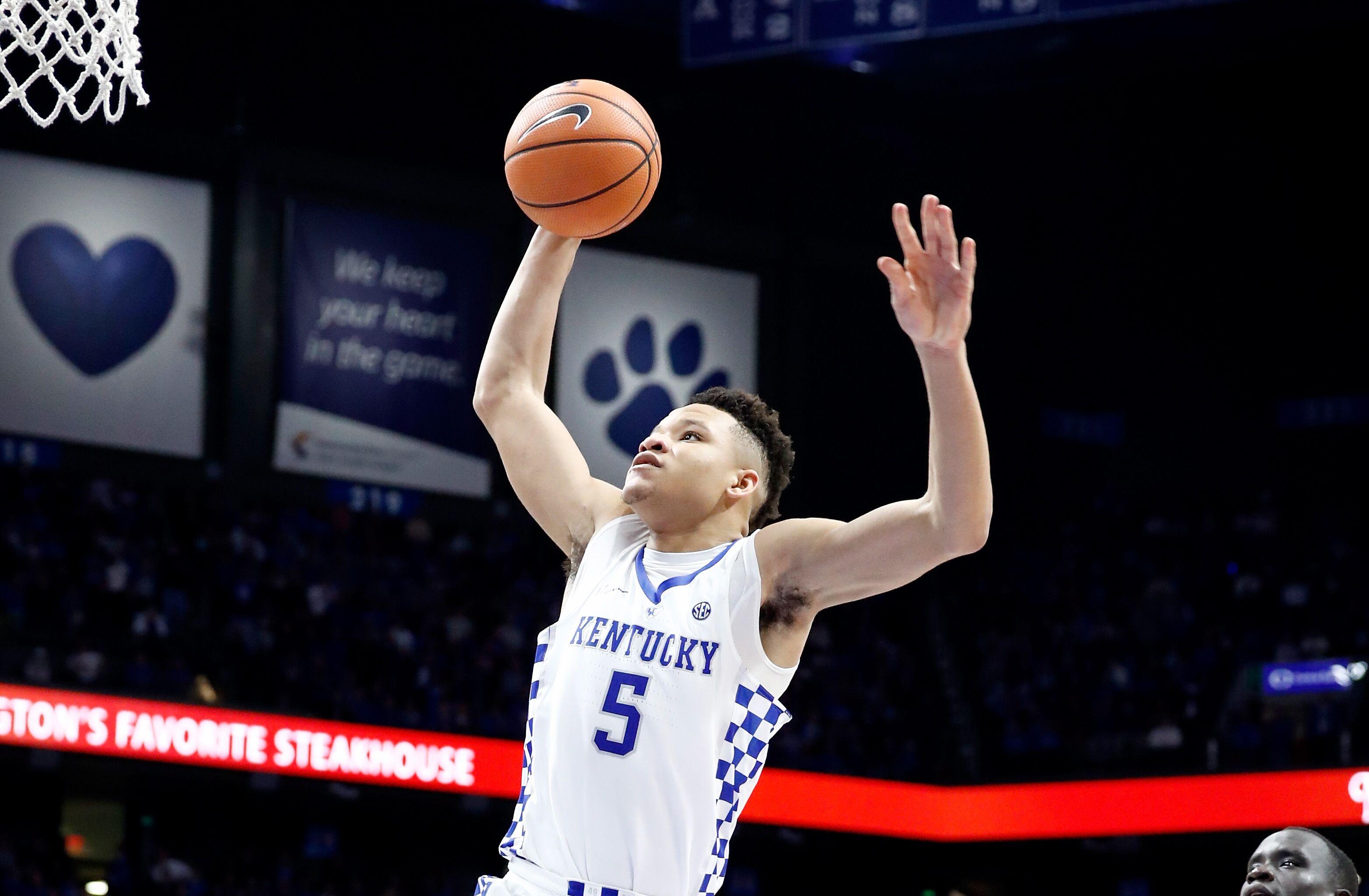 Uk Basketball: SEC Basketball: 2017-18 Season Week Three Review