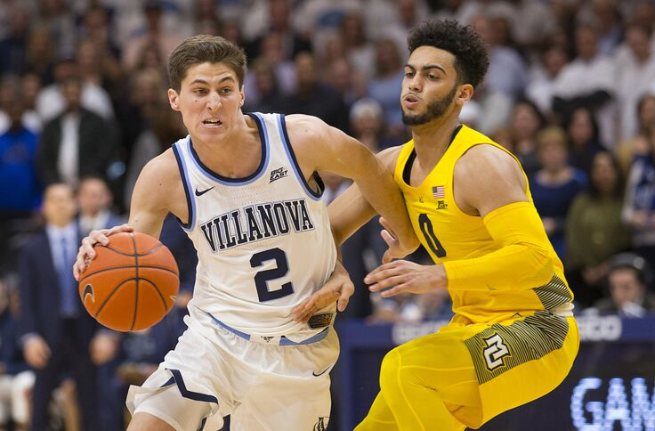 Villanova Vs Marquette 2019 20 Basketball Game Preview Tv