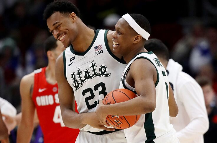 Msu Summer 2020.Michigan State Basketball Early Look At Spartans 2019 2020