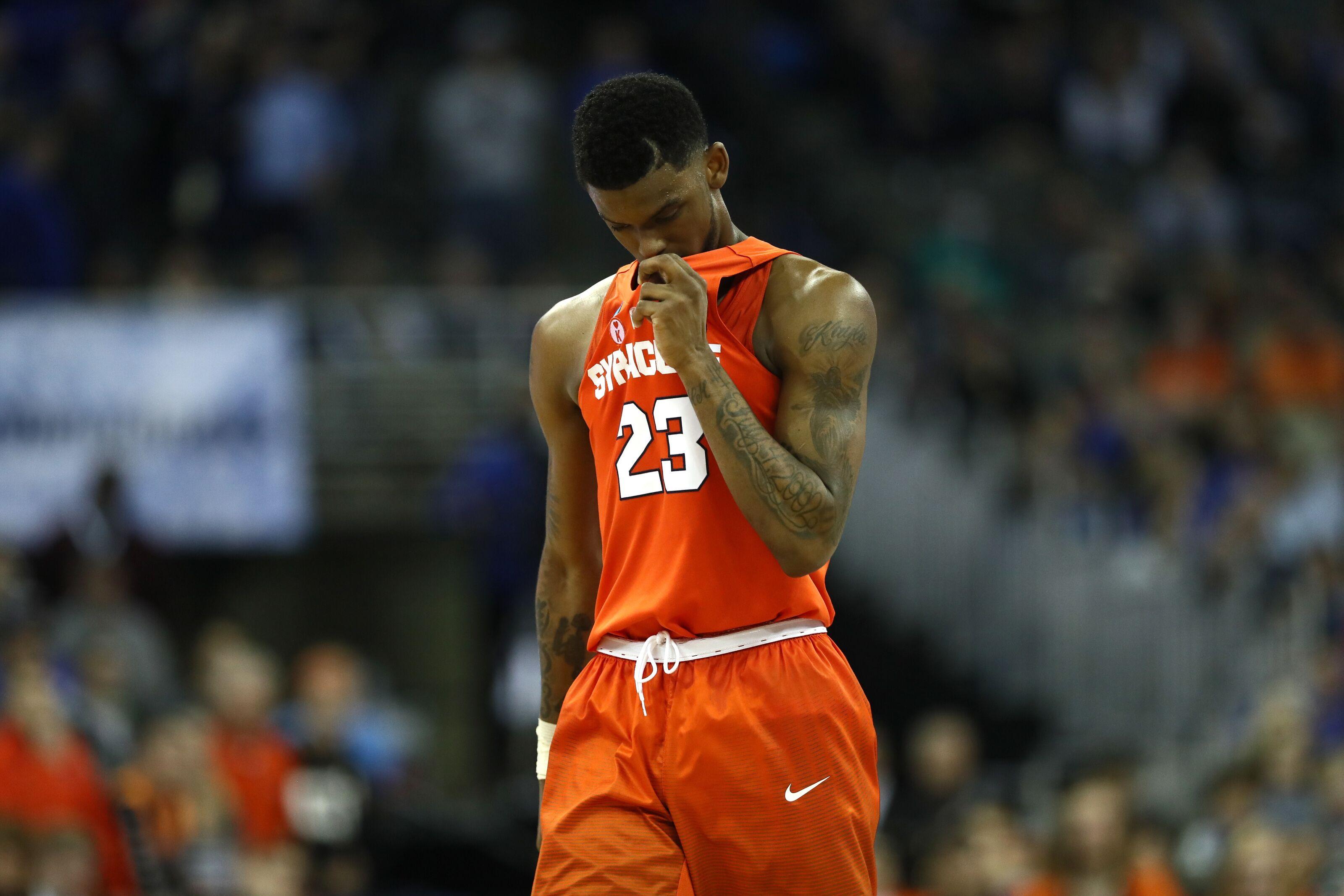 Syracuse Basketball Frank Howard Critical For Orange Down The Stretch