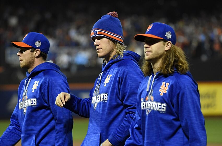 Image result for harvey degrom syndergaard matz wheeler