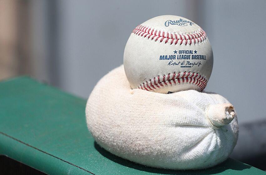 Jul 10 2017 Pittsburgh Pa Usa A Major League Ball