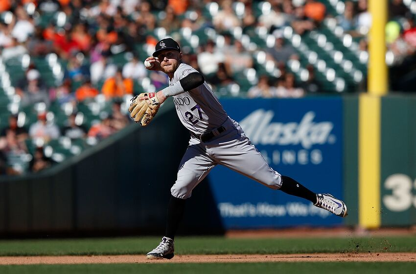 1412f568d389 Colorado Rockies  Trevor Story injury could ruin playoff hopes