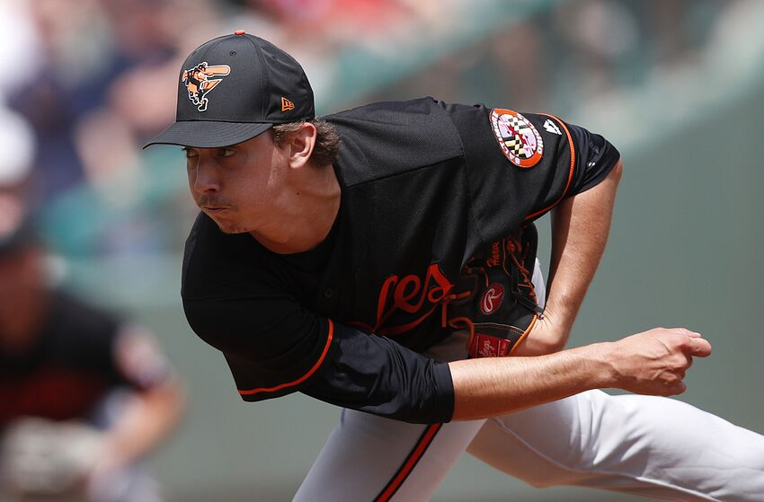 f33cdc23d Baltimore Orioles  Stop trying to make Hunter Harvey happen