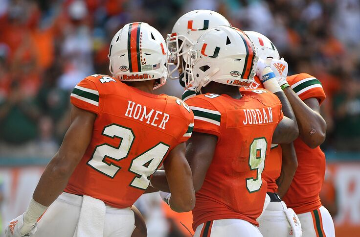 best authentic 0fec9 5eb84 85 Days to Miami Football: TE Will Mallory ready to breakout ...