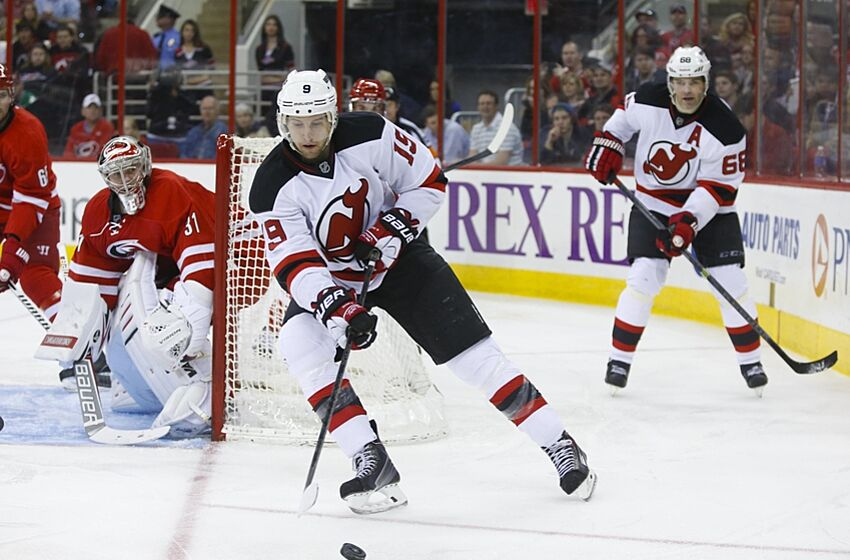 e1548ff60c8 Apr 5, 2014; Raleigh, NC, USA; New Jersey Devils forward Travis