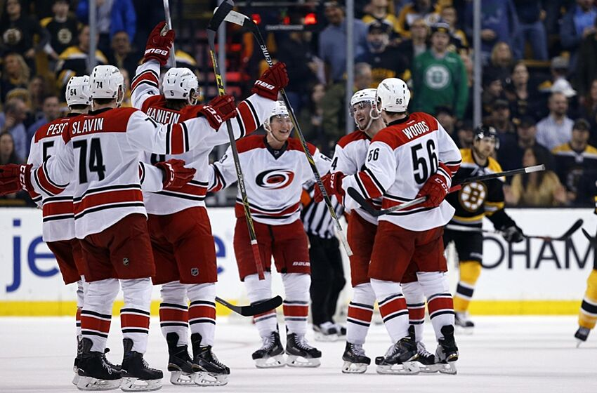 Carolina Hurricanes  The Good and the Bad 1390ebbd0