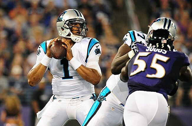 905c2474a32e Carolina Panthers vs Baltimore Ravens questions
