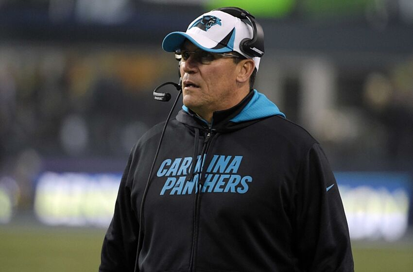 Ron Rivera 3rd on List of NFL Head Coaches Playing Careers