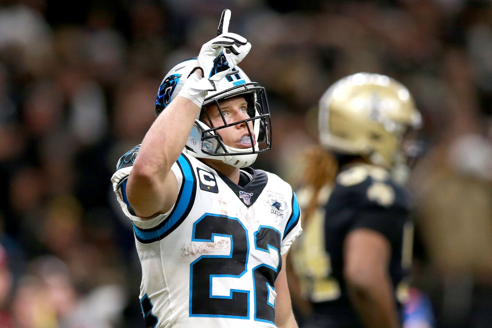 Carolina Panthers: Christian McCaffrey to wear special cleats for Sunday
