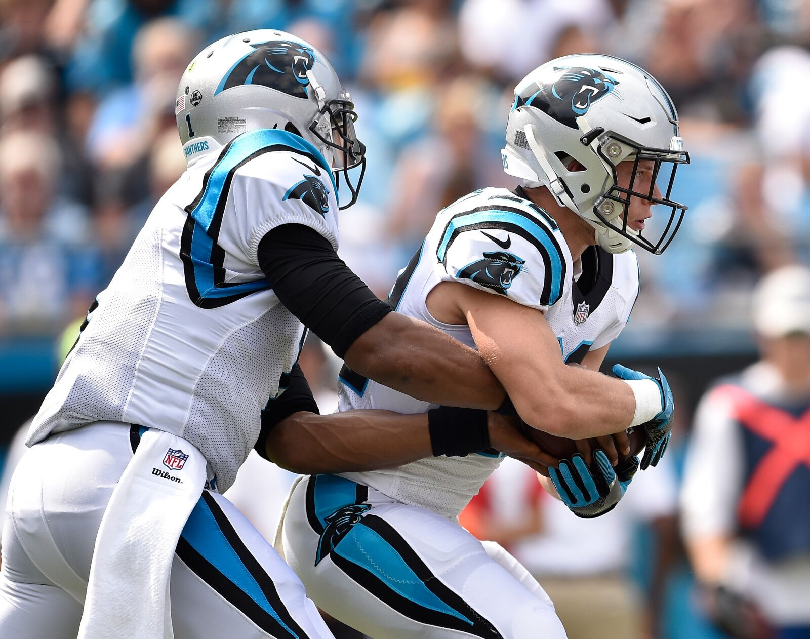 Carolina Panthers run game, other keys for must win at Cleveland Browns