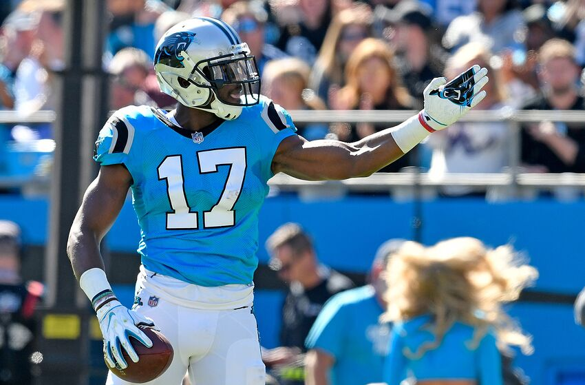 Carolina Panthers Week 12 Injury Report reveals questions at wide receiver 7d54c9bc642a