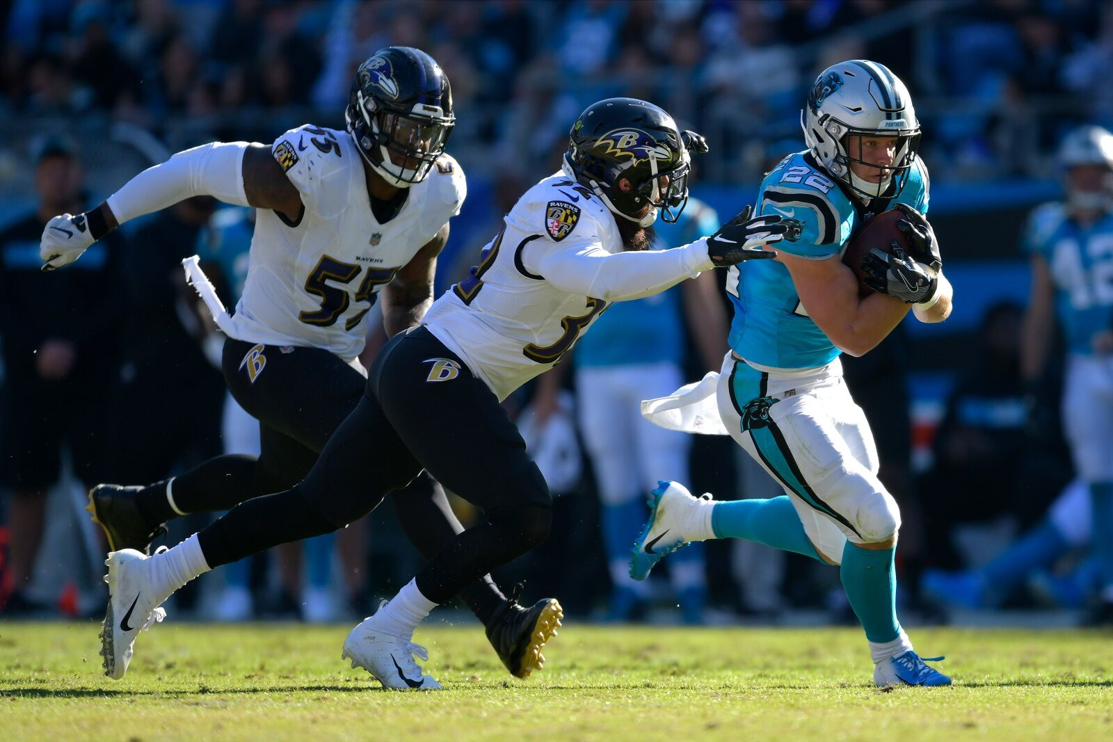 Carolina Panthers: Christian McCaffrey should be put in MVP conversation