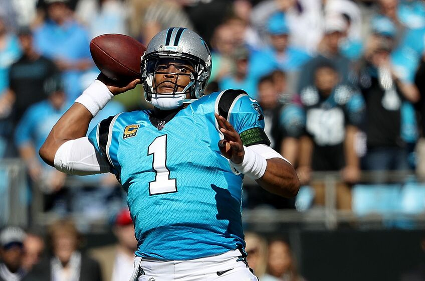 588d8d19d51 Carolina Panthers quarterback Cam Newton smartly has surgery Thursday