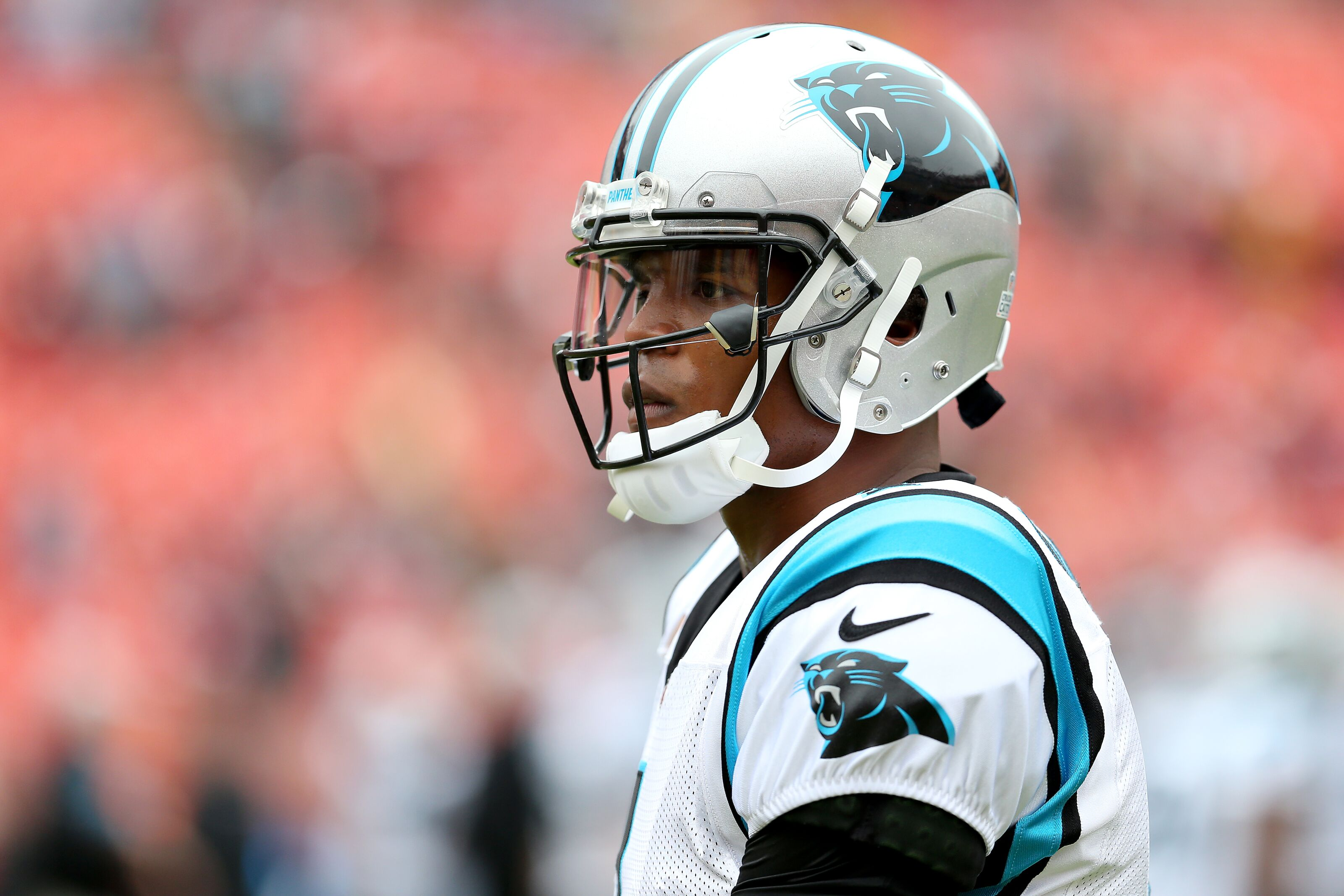 It's not time to be worried about the Panthers' passing attack yet
