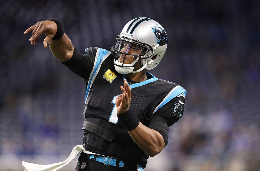 7b27c9ea162 Carolina Panthers face decision about Cam Newton playing time