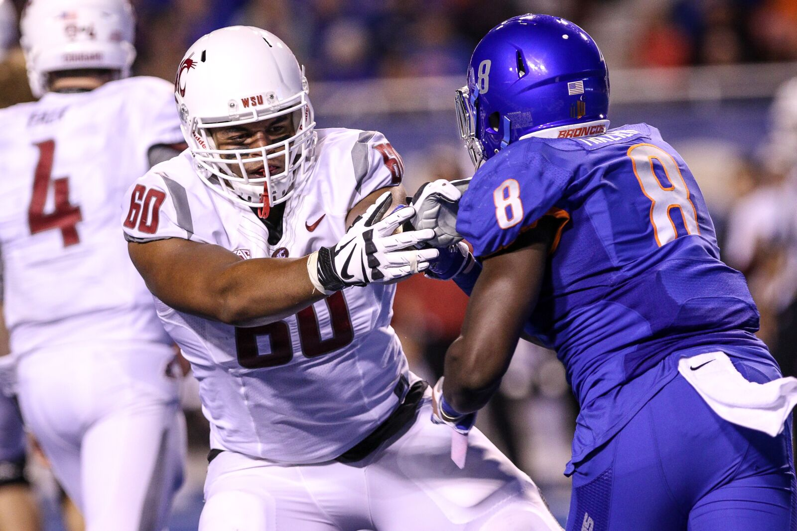 Andre Dillard could fill Carolina Panthers major offensive line need