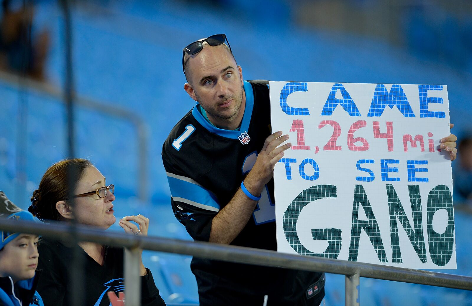 Carolina Panthers fans ignored (again) by FanSided Fandom 250