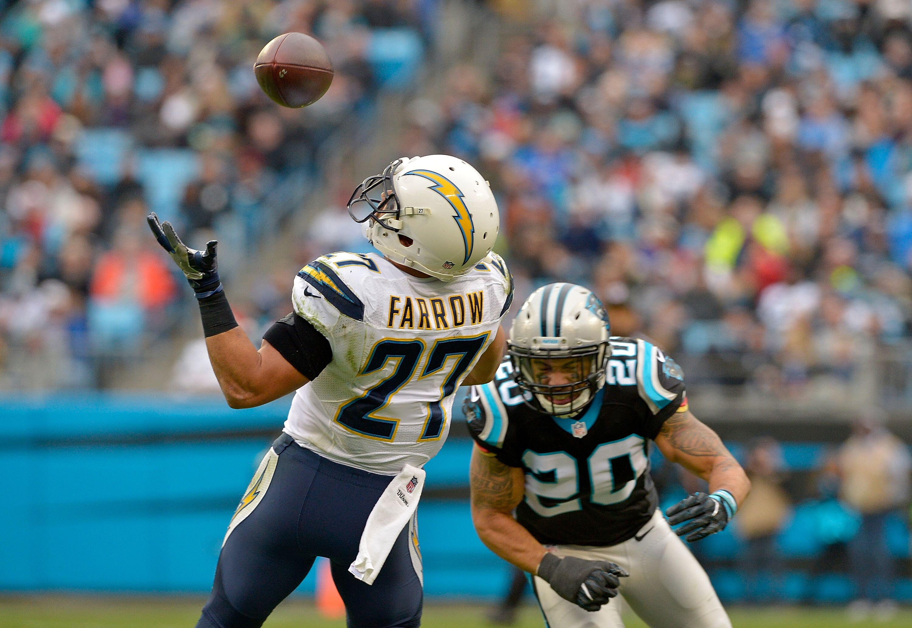 Carolina Panthers Marty Hurney Patient With Safety Position