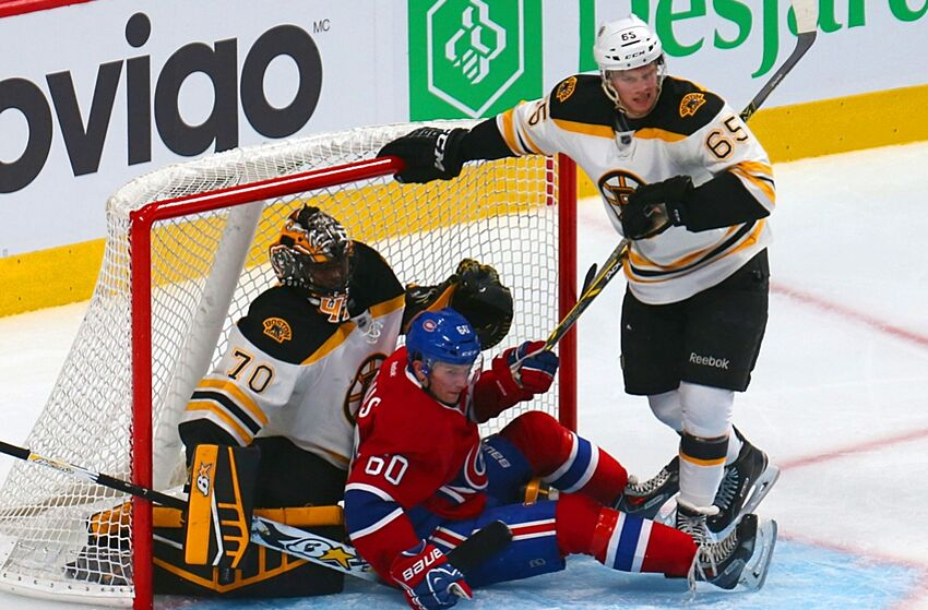 Boston Bruins Time To Play Malcolm Subban