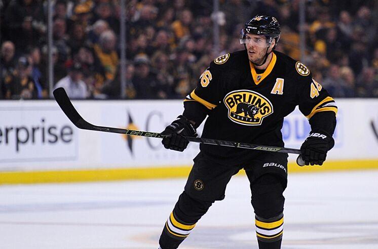 f205badcf48 Boston Bruins  Critical Year For David Krejci