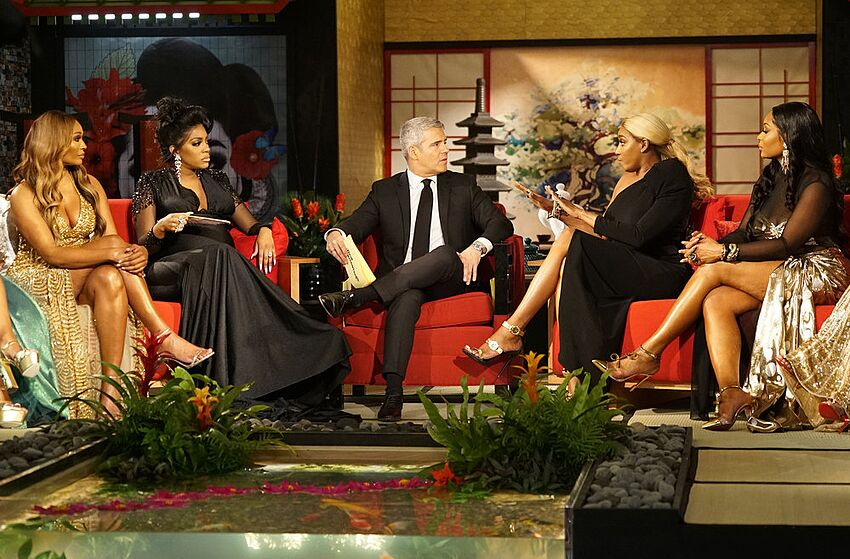 Real Housewives Of Atlanta Reunion Date And Rhoa Baby Show News